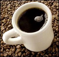 عبارة عن القهوة يضاف إليها الماء و السكر و