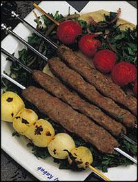 .._ أصابع كباب الكفته _.. يمي  Kebab