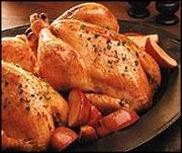 الدجاج بالأعشاب الليمون rosmaryChicken.jpg